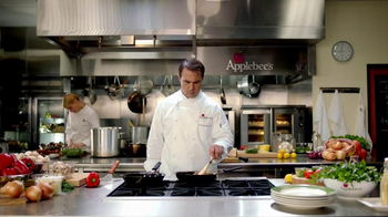 Applebee's Spirited Cuisine TV Spot, 'It's Tricky' Song by RUN DMC - Thumbnail 2