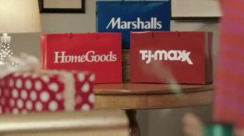 TJ Maxx, Marshalls and HomeGoods TV Spot, 'Gifting' Featuring Olga Fonda - Thumbnail 6