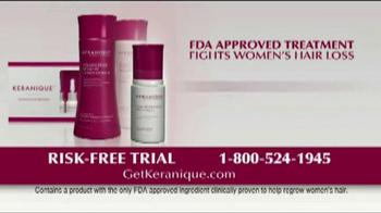 Keranique TV Spot 'Risk Free Trials' - Thumbnail 3