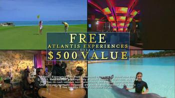 Atlantis Winter Special TV Spot, 'One Week' - Thumbnail 6