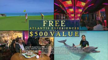 Atlantis Winter Special TV Spot, 'One Week' - Thumbnail 7