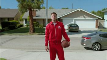 2013 Kia Optima SX TV Spot, '1995 Free Throws' Featuring Blake Griffin - Thumbnail 5