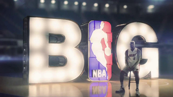 TV Spot for NBA TV Featuring LeBron James - 73 commercial airings