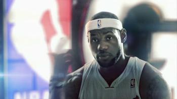 TV Spot for NBA TV Featuring LeBron James - Thumbnail 4