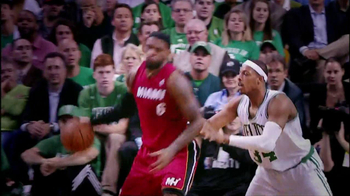 TV Spot for NBA TV Featuring LeBron James - Thumbnail 6