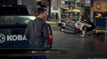 Kobalt Double Drive Ratchet TV Spot, 'Innovation Center' - Thumbnail 1