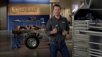 Kobalt Double Drive Ratchet TV Spot, 'Innovation Center'