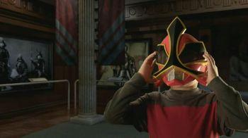 Power Rangers Super Samurai Deluxe Battle Gear TV Spot