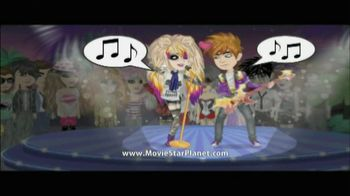 MovieStarPlanet.com TV Spot, 'Rich and Famous' - Thumbnail 4