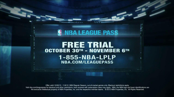 NBA League Pass TV Spot