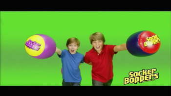 Socker Boppers TV Spot  - Thumbnail 1