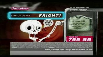 Jamster TV Spot, 'Fright' - Thumbnail 4