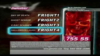 Jamster TV Spot, 'Fright' - Thumbnail 9