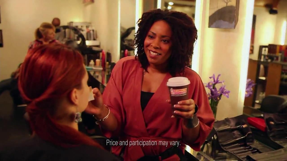 Dunkin' Donuts Latte TV Commercial, 'What are you Drinkin'