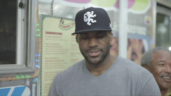 Samsung Galaxy Note II TV Spot, 'Big Day' Featuring LeBron James - 780 commercial airings