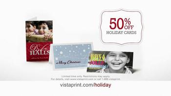 Vistaprint TV Spot, 'Holiday' - Thumbnail 10