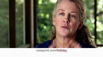 Vistaprint TV Spot, 'Holiday' - Thumbnail 2