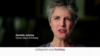 Vistaprint TV Spot, 'Holiday' - Thumbnail 3