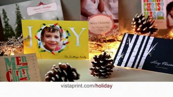 Vistaprint TV Spot, 'Holiday' - Thumbnail 5