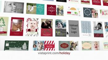 Vistaprint TV Spot, 'Holiday' - Thumbnail 7