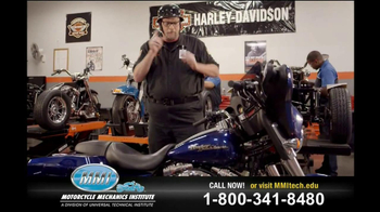 Motorcycle Mechanics Institute (MMI) TV Spot , 'Do You Know Bikes' - Thumbnail 9