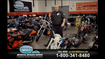 Motorcycle Mechanics Institute (MMI) TV Spot , 'Do You Know Bikes' - Thumbnail 1