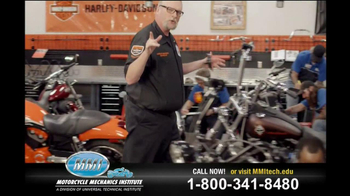 Motorcycle Mechanics Institute (MMI) TV Spot , 'Do You Know Bikes' - Thumbnail 2