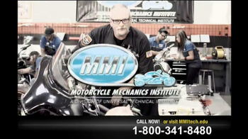 Motorcycle Mechanics Institute (MMI) TV Spot , \'Do You Know Bikes\'