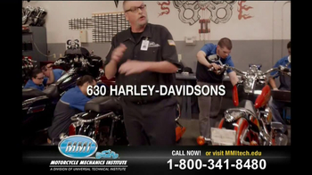 Motorcycle Mechanics Institute (MMI) TV Spot , 'Do You Know Bikes' - Thumbnail 4