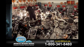 Motorcycle Mechanics Institute (MMI) TV Spot , 'Do You Know Bikes' - Thumbnail 5