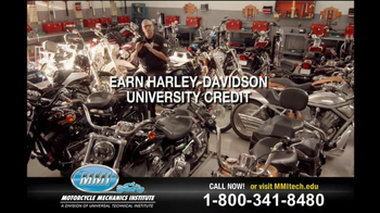 Motorcycle Mechanics Institute (MMI) TV Spot , 'Do You Know Bikes' - Thumbnail 6