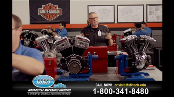 Motorcycle Mechanics Institute (MMI) TV Spot , 'Do You Know Bikes' - Thumbnail 8