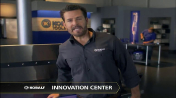 Kobalt Double Drive Screwdriver TV Spot