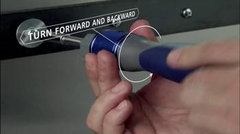 Kobalt Double Drive Screwdriver TV Spot  - Thumbnail 4