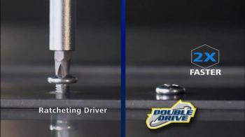 Kobalt Double Drive Screwdriver TV Spot  - Thumbnail 5