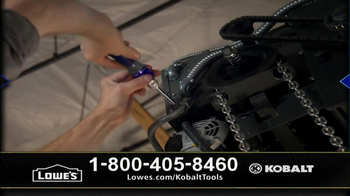 Kobalt Double Drive Screwdriver TV Spot  - Thumbnail 9