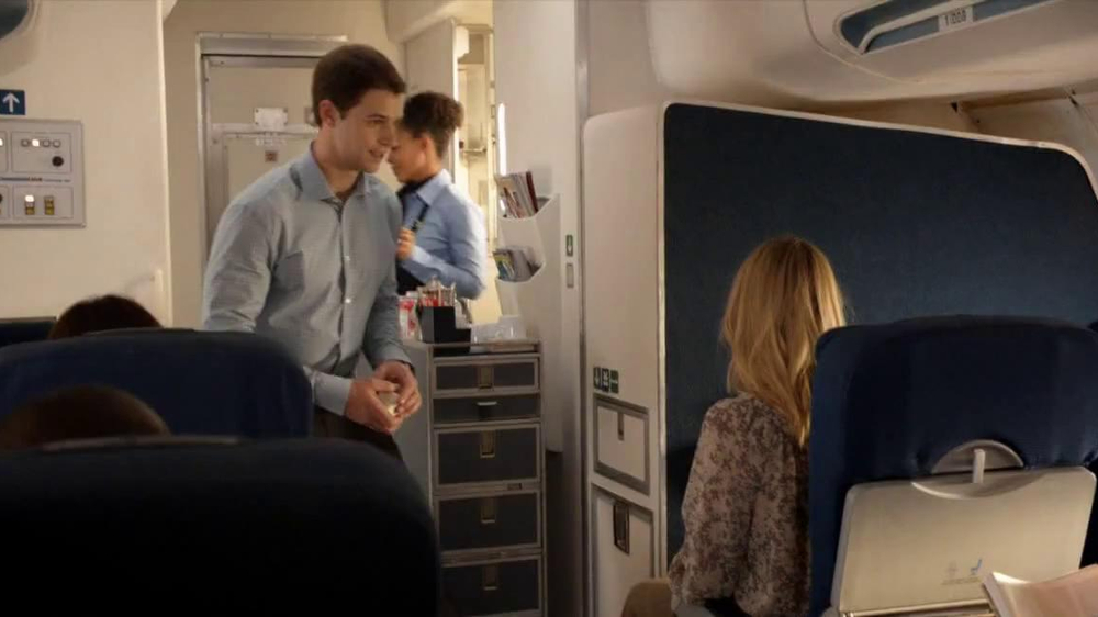 Jared TV Commercial, 'Airplane Proposal: $,1000 Reward'