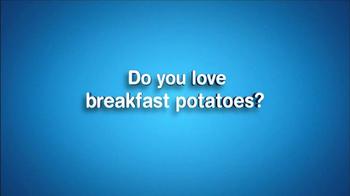 IHOP Loaded Country Potato Breakfast TV Spot, 'Love Breakfast' - Thumbnail 1