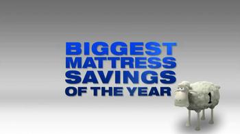 Serta Biggest Mattress Savings of the Year TV Spot, 'Free Box Spring' - Thumbnail 1
