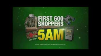 Cabela's After Thanksgivinig Sale TV Spot, 'Ruger Takedown' - Thumbnail 7