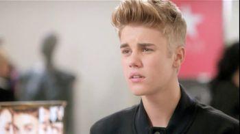 Macy's Black Friday TV Spot Featuring Justin Bieber