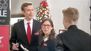 Macy's Black Friday TV Spot Featuring Justin Bieber - Thumbnail 1