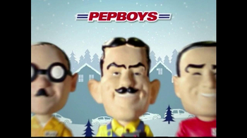PepBoys Winter Dollar Days TV Spot, 'Tires' - Thumbnail 1