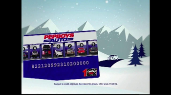 PepBoys Winter Dollar Days TV Spot, 'Tires' - Thumbnail 7