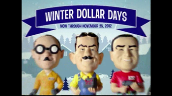 PepBoys Winter Dollar Days TV Spot, 'Tires' - Thumbnail 8