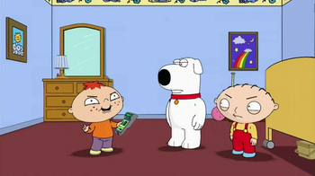 Family Guy: Back to the Multiverse Video Game TV Spot, 'Bad Guy'