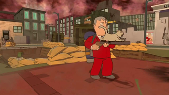 Family Guy: Back to the Multiverse Video Game TV Spot, 'Bad Guy' - Thumbnail 3