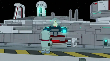 Family Guy: Back to the Multiverse Video Game TV Spot, 'Bad Guy' - Thumbnail 7