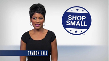 Shop Small TV Spot Featuring Tamron Hall - 2 commercial airings