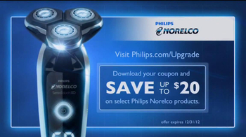 Philips Norelco Senso-Touch 3D TV Spot, 'Most Advanced Shave' - Thumbnail 7